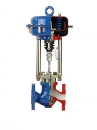 Globe control valve BR 11
