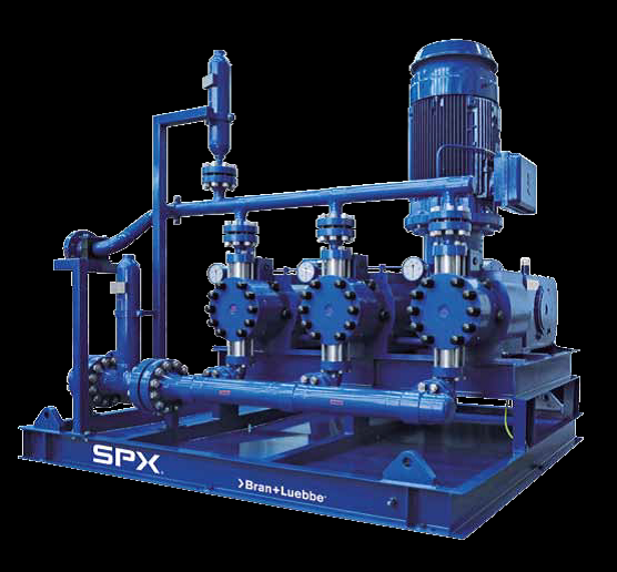 NOVAPLEX Integral Process Diaphragm Pump