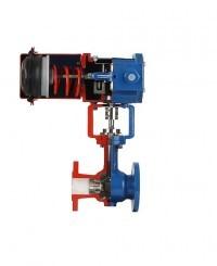 Rotary plug valve BR 33