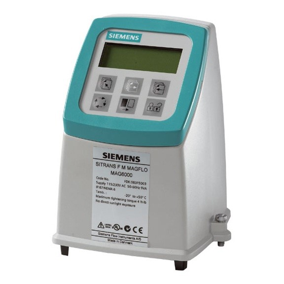 mag 6000 Magnetic Flow transmitter​